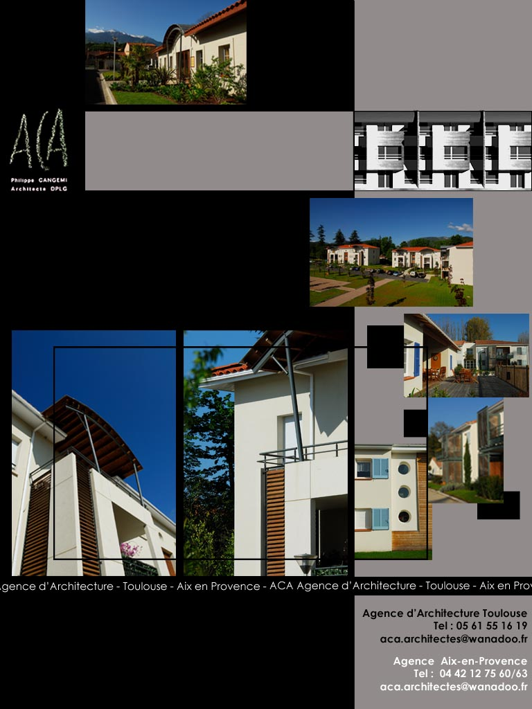 Agence d'Architecture Toulouse